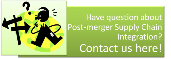 Post-merger Supply Chain  Integration