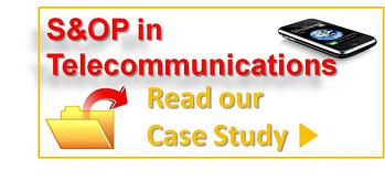 S&OP in Mobile Telecom in Africa