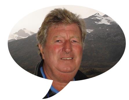 Enchange Blogger Keith Marshall