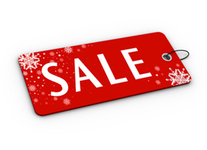 New Years Sales