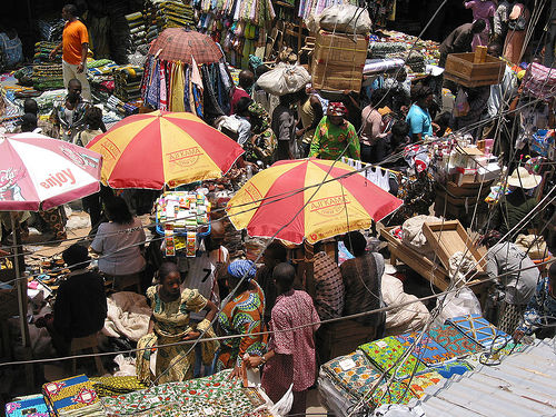Nigeria route to market