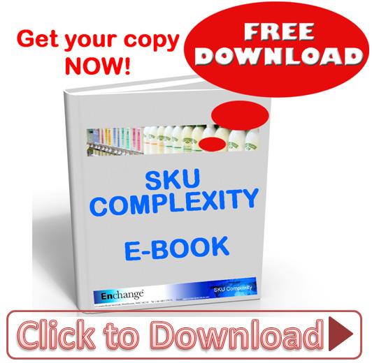 SKU Complaxity e-book