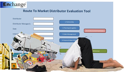 RTM Distributor Assessment Tool