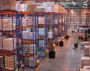 Distribution centre