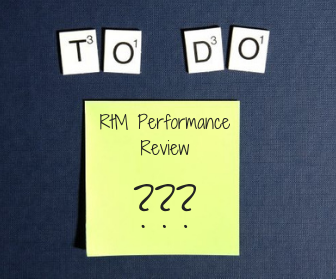 rtm-performance-review-questions