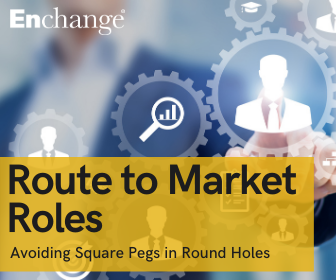 Route to Market Roles and Avoiding Square Pegs in Round Holes