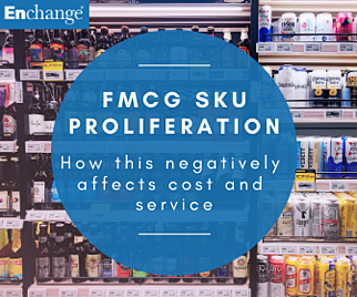 FMCG SKU Proliferation