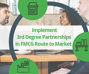 incentives for fmcg customers with third degree partnerships in rtm